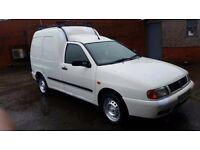 VW Caddy 1.7l Diesel 2003 Reg