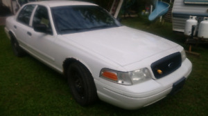 2008 Crown Victoria P 71 Interceptor