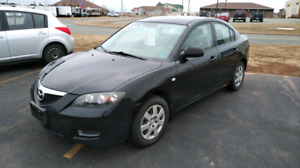 SOLD!!2007 Mazda 3!! CLearout!!
