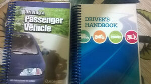 Driving hand books