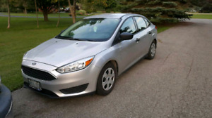 2015 ford focus automatic