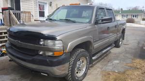 Chevrolet Silverado 2500 hd Duramax