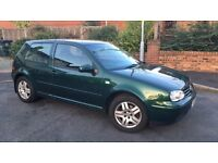 VW GOLF GT TDI 2001