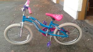 Vélo 20 pces
