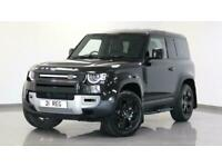 2021 Land Rover Defender 2021 21 Land Rover Defender 90 3.0 D200 SE Auto Estate