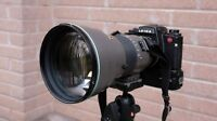 Tamron 300mm/2.8 MF lens for Leica R and Pentax