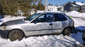 I sell my honda civic for more info contact me