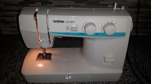 Brother LS-1217 Sewing Machine