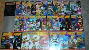 Selling 35 Nintendo Power Magazines from the 90's!