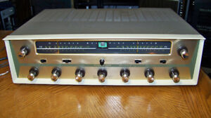 Transwave Electronics Co. TW50  Tube Receiver, fully serviced