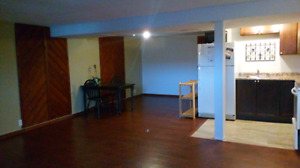 1 bedroom apartment in Amherstview Available March 1st