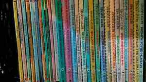 Fabulous Five, Sleepover Friends, Judy Blume and other Books