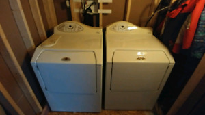 Front load Washer & Dryer - Maytag Neptune
