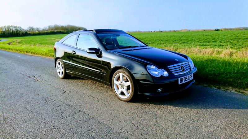 Mercedes C230 kompressor cl203 | in Rushden, Northamptonshire | Gumtree