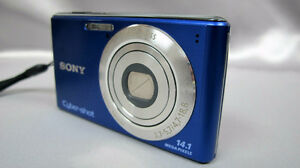 Like new in box Sony Cybershot 14.1 megapixel digital camera