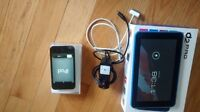 IPod 4 generation with D2 tablet for iPhone 5c or 5s