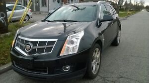 2011 Cadillac SRX PERFORMANCE DVDs Navigation 4WD