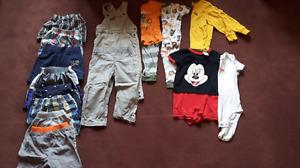24 month clothing boy