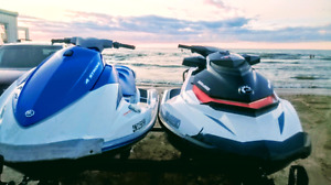 Performance Seadoo Rentals this summer