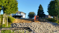 Excavating Services, Weeping tiles, Driveways...