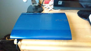 Ps3 blue edition