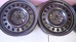 Dodge Grand Caravan Steel Rims 17 inch 5x127