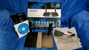 new Linksys AC1200+ Gigabit Router