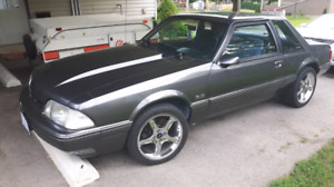 1987 mustang coupe