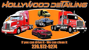 Hollywood Detailing Gift Certificates Available