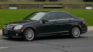 Mercedes benz 2010 C250 4matic