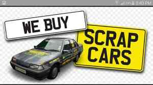 WE BUY UNWANTED VEHICLES FOR RECYCLING CALL 519-991-8783