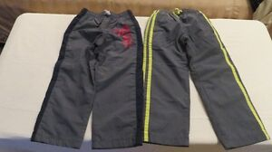 2 Pairs Boys Children's Place Pants Size 5 Years