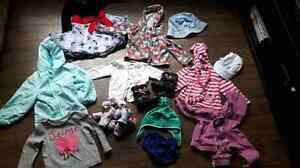 girls 2T clothing 80+items