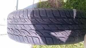 """235x65x17"""" tire for sale"""