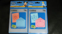 NEW: Cuttlebug A2 embossing folders DUO-(Mickey, Princess)-$10