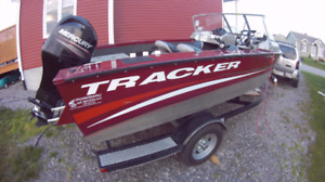 Trackerboats TARGA V18 115HP