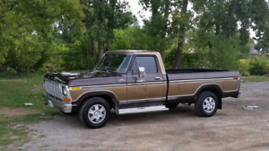 *** 1978 Ford F250 ***