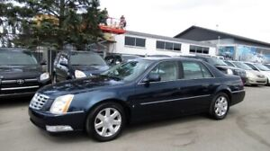 2007 Cadillac DTS - 4.6L Northstar V-8, Leather Interior