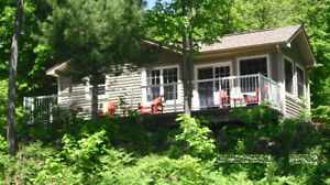 Three Bedroom Lake of Bays Cottage Available March 2-9, 2019