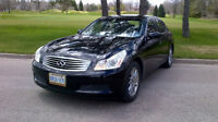 2007 Luxury Infiniti G35x Black ONLY $11,995.00 OBO