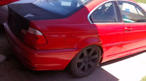 2002 BMW 3-Series 330 Coupe needs work