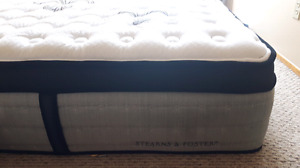 Stearns and foster king bed mattress