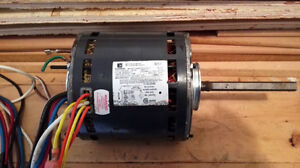 furnace blower electric motor 1/2HP