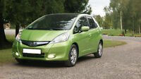 Honda Jazz Hybrid Exclusive