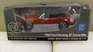 1965 Mustang GT Convertible - Collectable