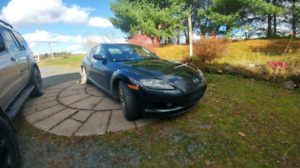 2004 Mazda RX8 - for sale or trade