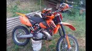 2006 KTM 300 xc