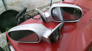 1996-2000 acura el power mirrors left and right