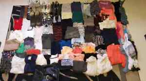 Reduced! Clothes lot for sale!!! Like new!  Over 100 items!