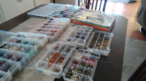 Perles pour colliers